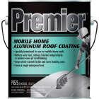 Premier 525 1 Gal. Mobile Home Aluminum Roof Coating Image 1