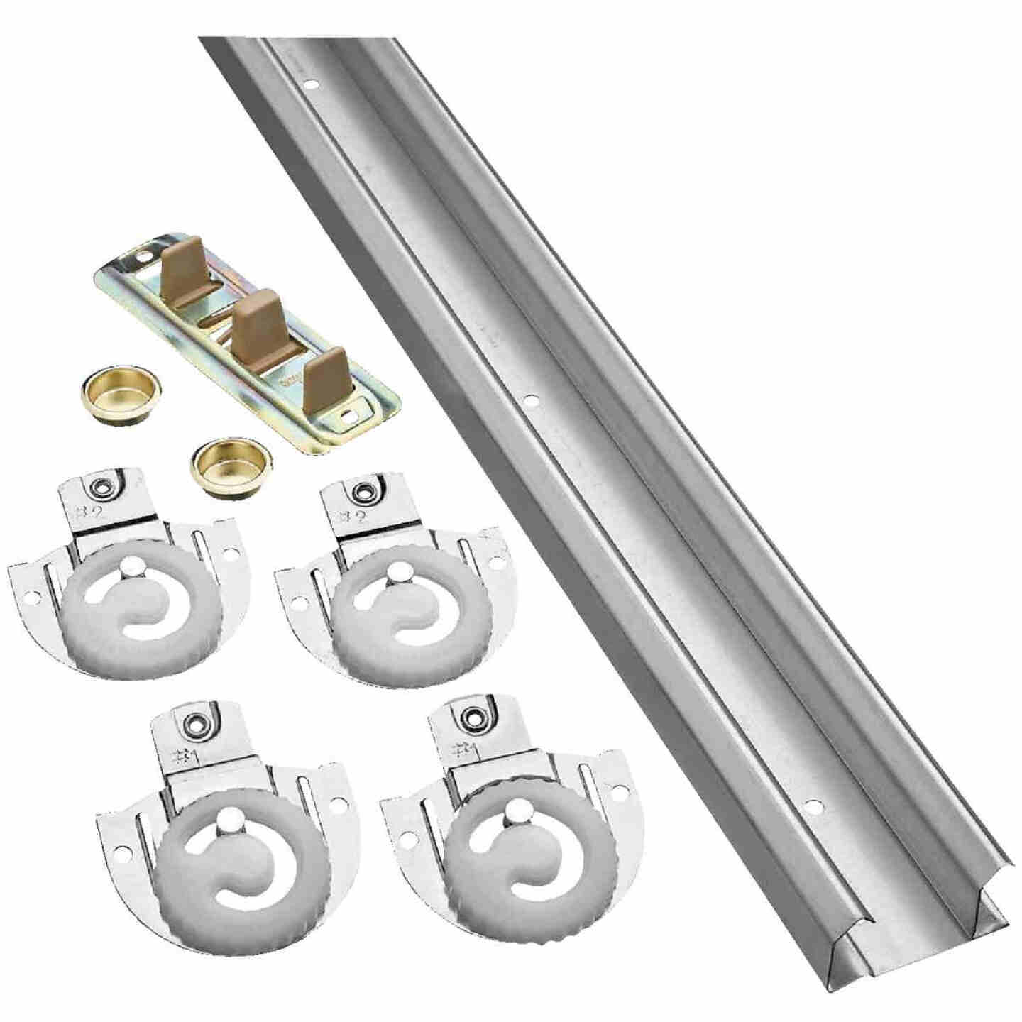 National 72 In. Bypass Door Hardware Image 1