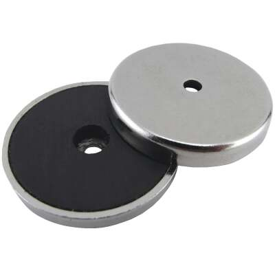 Master Magnetics 1-3/16 in. 4 Lb. Magnetic Base