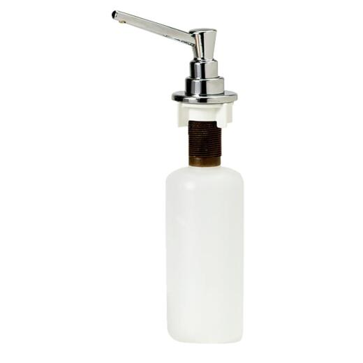 Delta Lotion/Soap Dispenser in Chrome