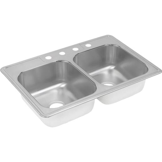 Sterling 8 In. Premium Kitchen Sink