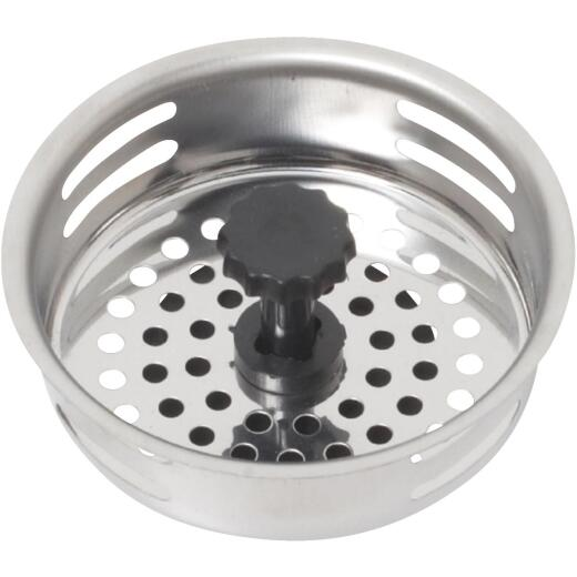 Farberware Classic Stainless Steel Sink Strainer