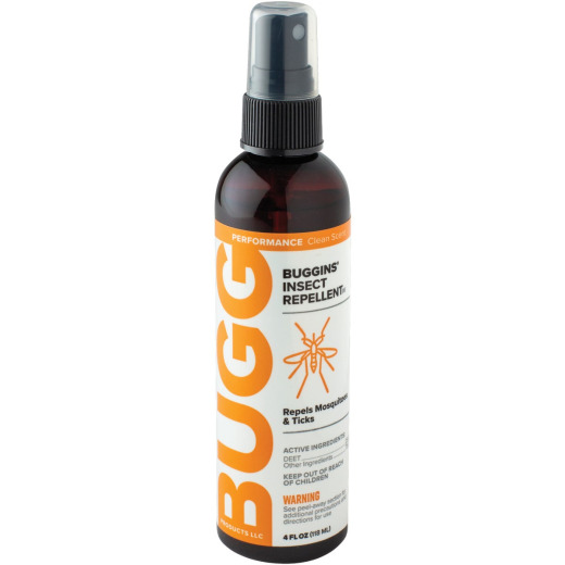 Bug Buggins Performance 4 Oz. Insect Repellent Pump Spray