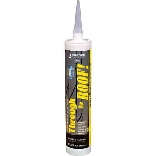 Through The Roof! 10.5 Oz. Cartridge VOC Cement & Patching Sealant